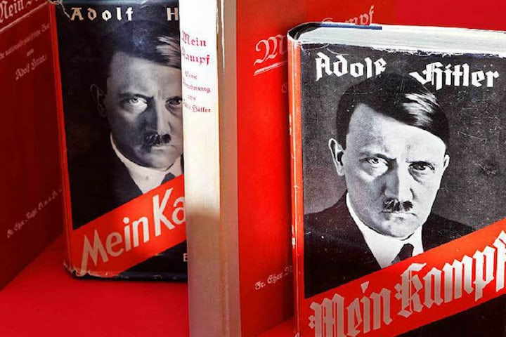 German prosecutors investigate neo-Nazi publisher over new edition of 'Mein Kampf'