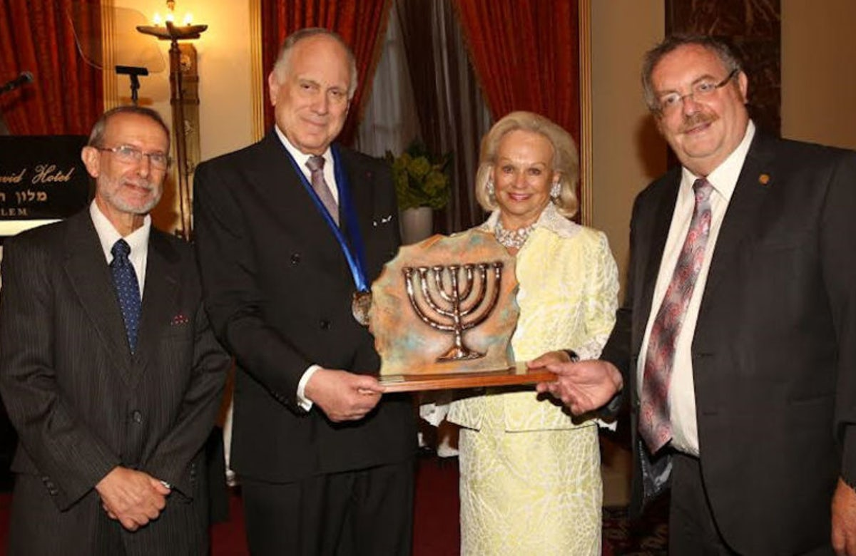 'The era of the quiet Jew is over': Ronald Lauder lays out vision for future of Jewish people