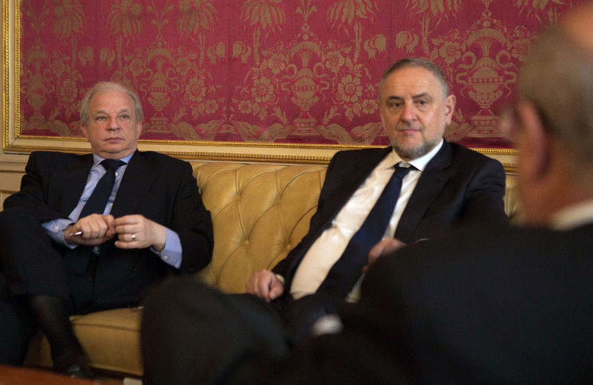 WJC leaders meet with OSCE secretary-general in Vienna to discuss anti-Semitism, security of Jewish communities