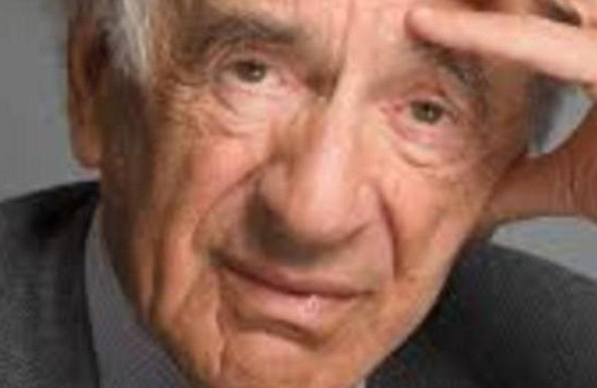 World Jewish Congress mourns passing of Nobel Laureate Elie Wiesel