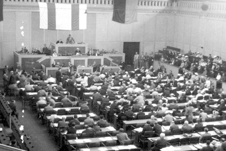 World Jewish Congress marks 80th anniversary of its creation