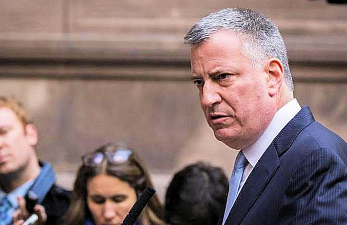 NYC mayor: Boycotting Israel not in line with 'progressive values'
