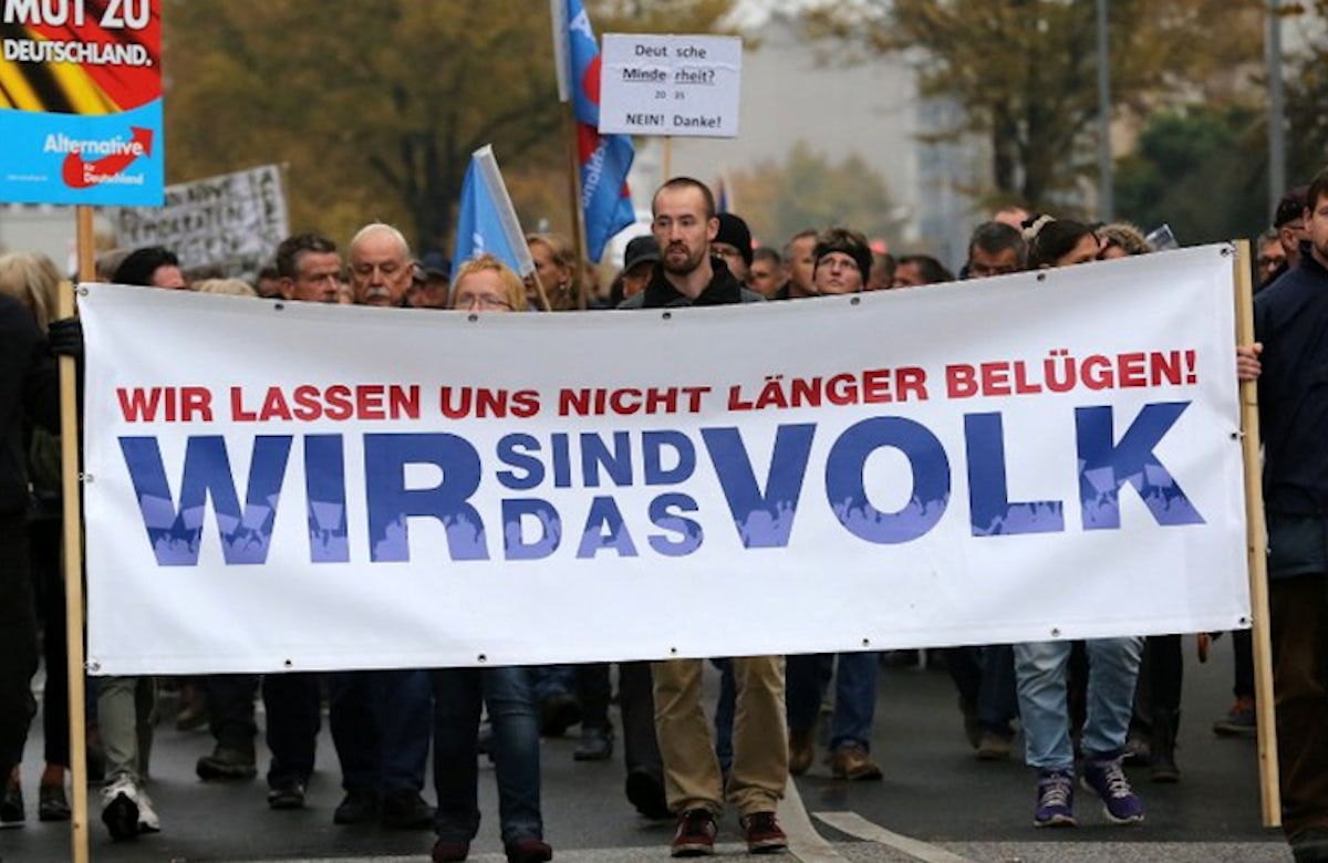Rise of right-wing party worries Jewish leaders in Germany