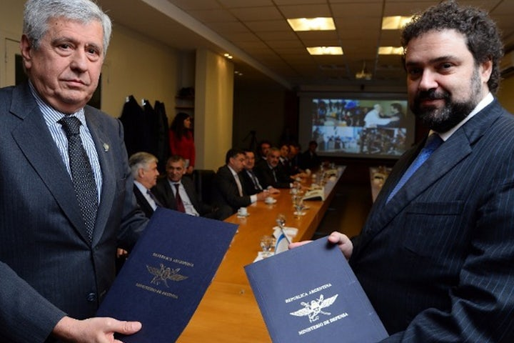 WJC's Latin American arm to cooperate with Argentina to prep peacekeeping soldiers