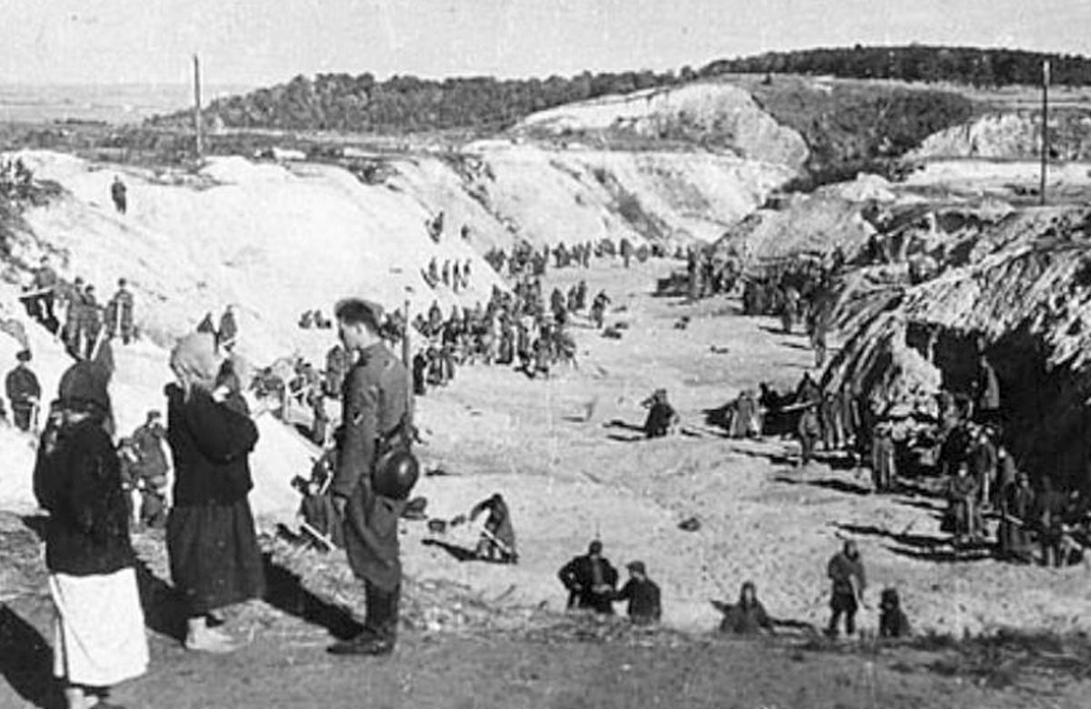 World Jewish Congress to co-organize events on 75th anniversary of Babi Yar massacre