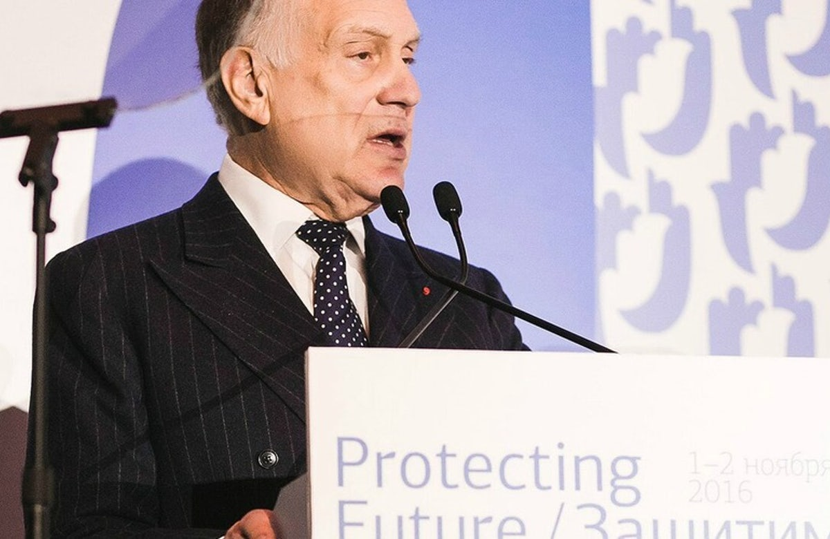 Ronald S. Lauder: Russia's fight against anti-Semitism isn't just good for Jews – it's good for Russia as well