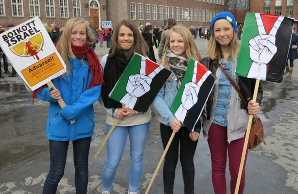 World Jewish Congress urges Norwegian government to oppose city's Israel boycott