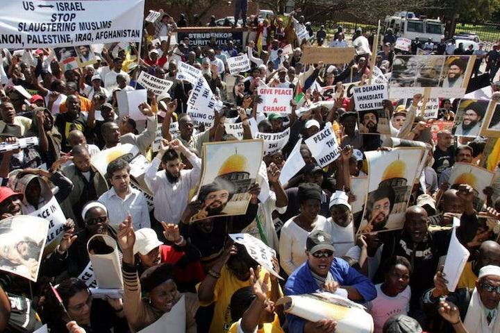 South Africa: Anti-Israel campaign puts Jewish community life at stake, Jewish leader tells parliament