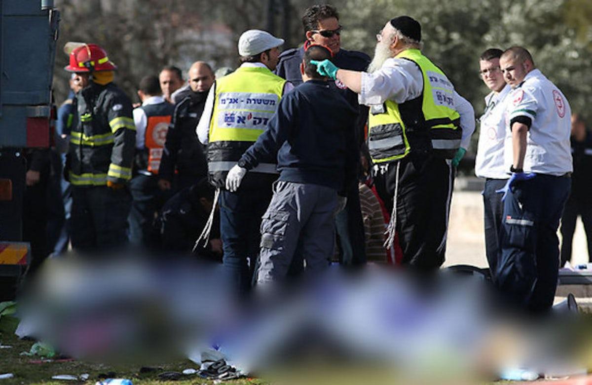 WJC President Lauder condemns Jerusalem attack, demands Palestinian leadership root out incitement