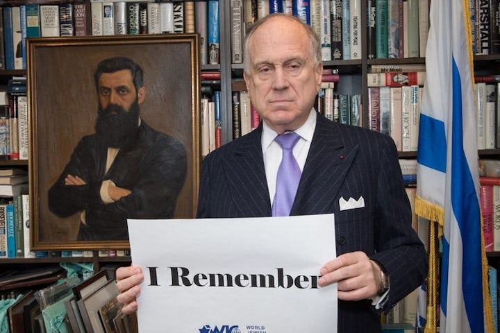 #WeRemember: WJC reaching out to millions on social media in campaign to raise awareness of Holocaust