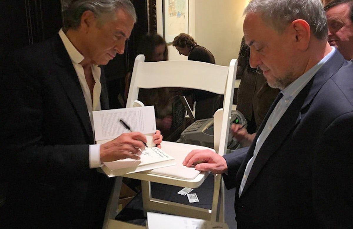 Bernard-Henri Lévy joins WJC's #WeRemember campaign
