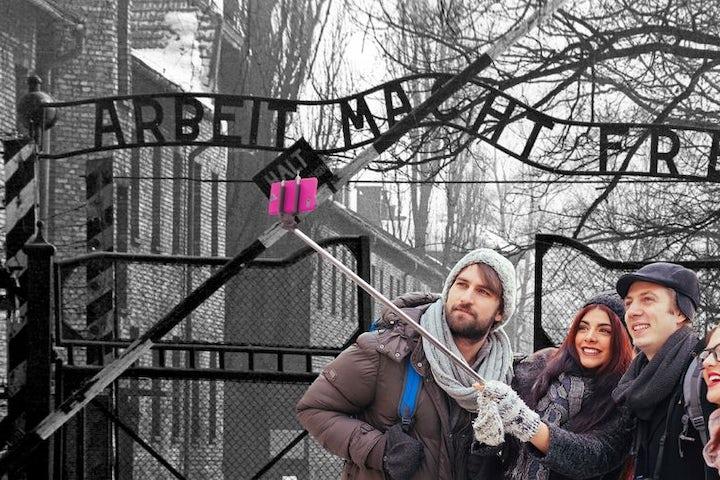 Tom Tillett: Can Auschwitz be a graveyard and a tourist destination? - Forward