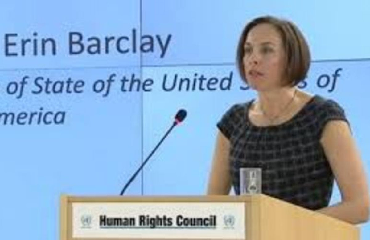 World Jewish Congress praises US statement rejecting UNHRC's discrimination against Israel