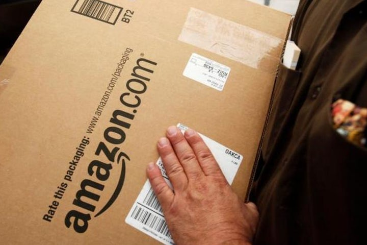 Why is Amazon selling Holocaust denial and anti-Semitism? | Op-ed by Robert R. Singer - Los Angeles Times
