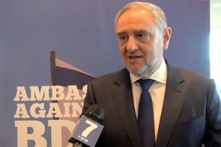 VIDEO: WJC CEO Robert Singer: 'We are winning this battle' - Arutz Sheva