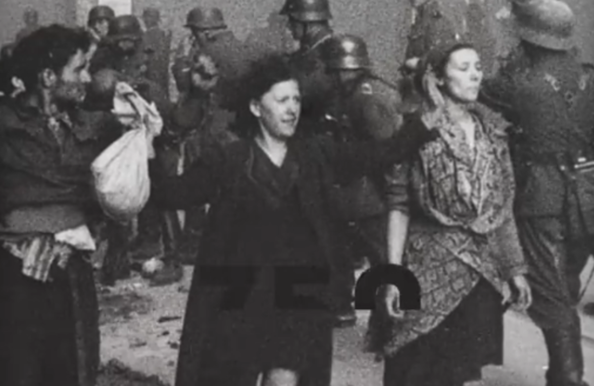 Remembering the Warsaw Ghetto heroes
