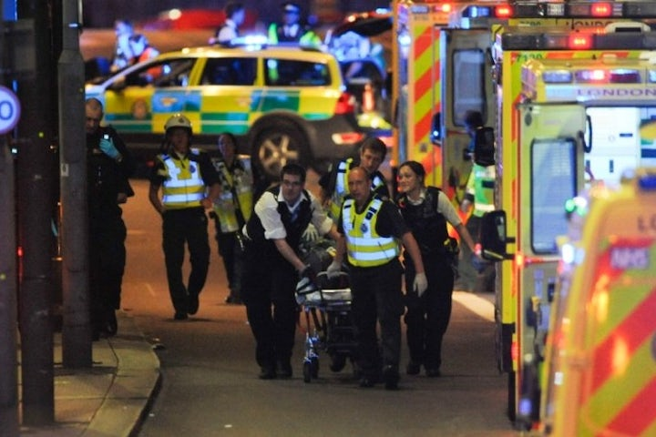 Jewish leaders condemn London terror attack