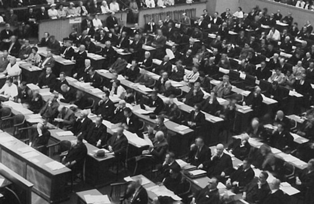 BLOG | World Jewish Congress: The first political body for Jews
