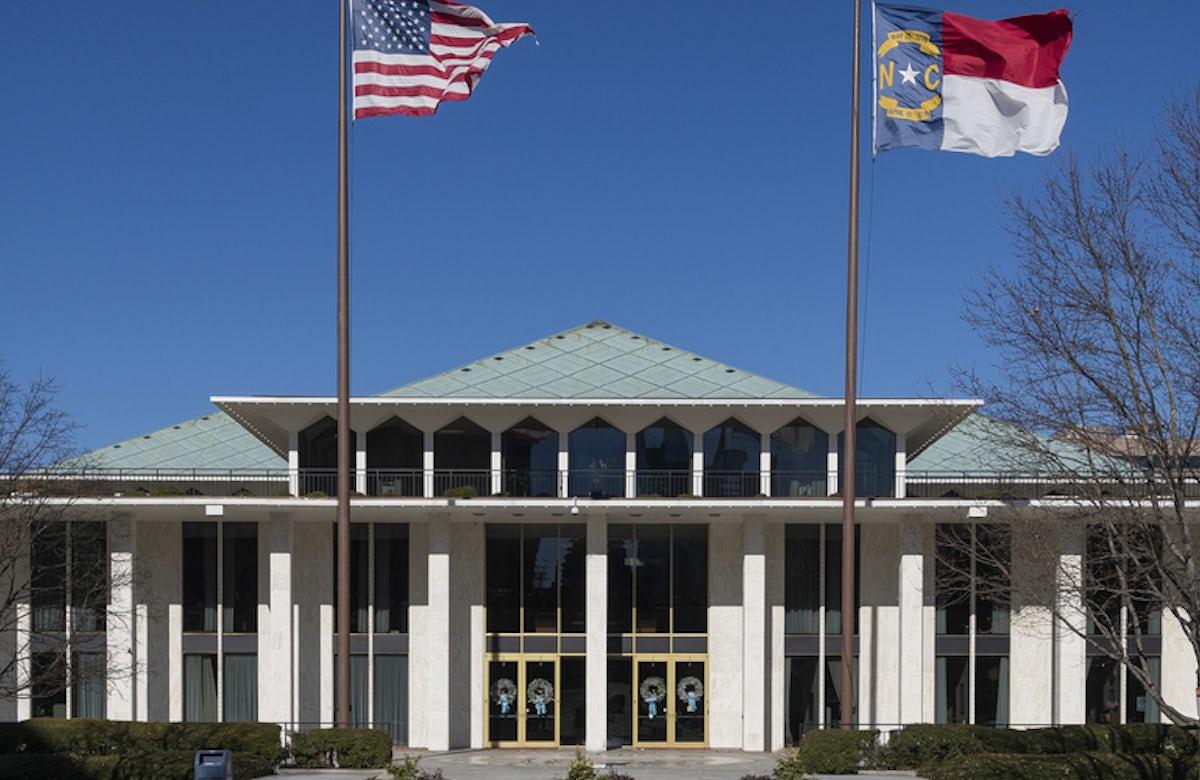 World Jewish Congress US lauds the State of North Carolina for enacting anti-boycott legislation