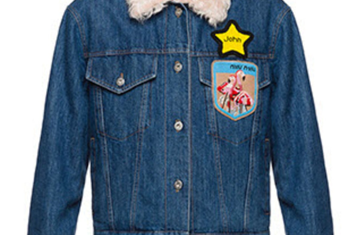Prada-owned clothing company under fire for items bearing yellow star patch