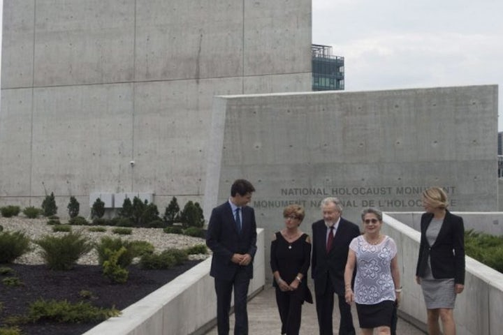 Canadian National Holocaust Monument plaque pulled after panel omits mention of Jews