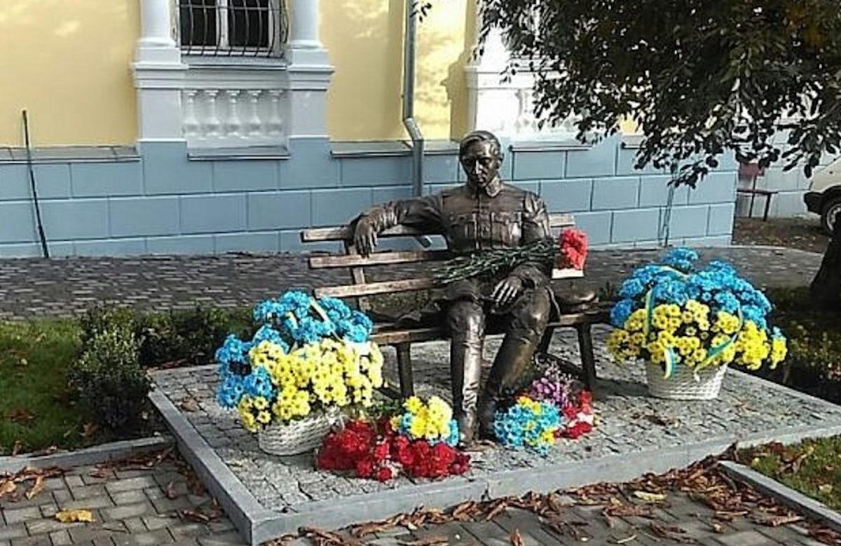 WJC denounces 'disgraceful and deplorable' Ukrainian monument honoring anti-Semitic nationalist leader