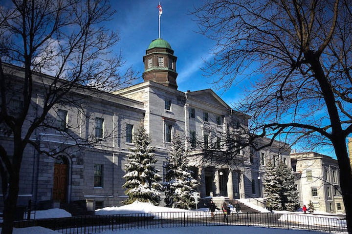 McGill student group admits using anti-Semitic propaganda to keep Jewish student off board - JTA
