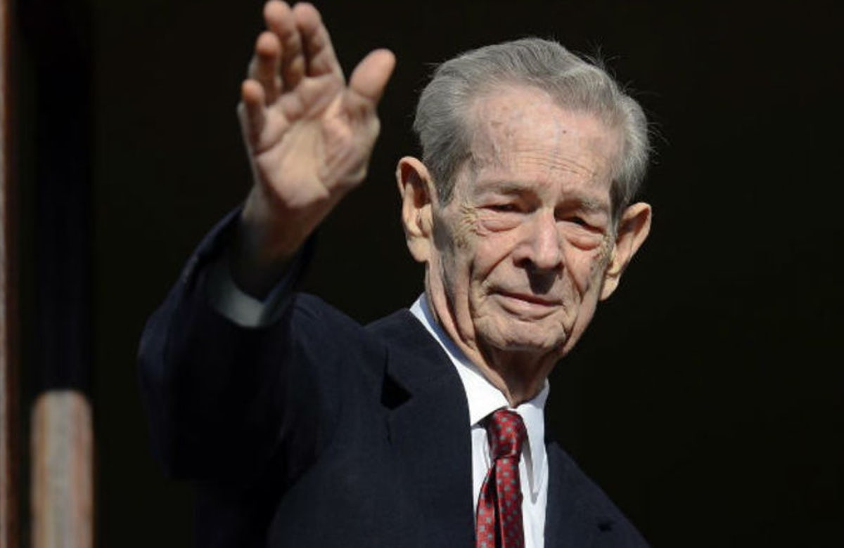 """World Jewish Congress mourns death of King Michael of Romania: """"King Michael was a great friend of the Jewish people"""""""