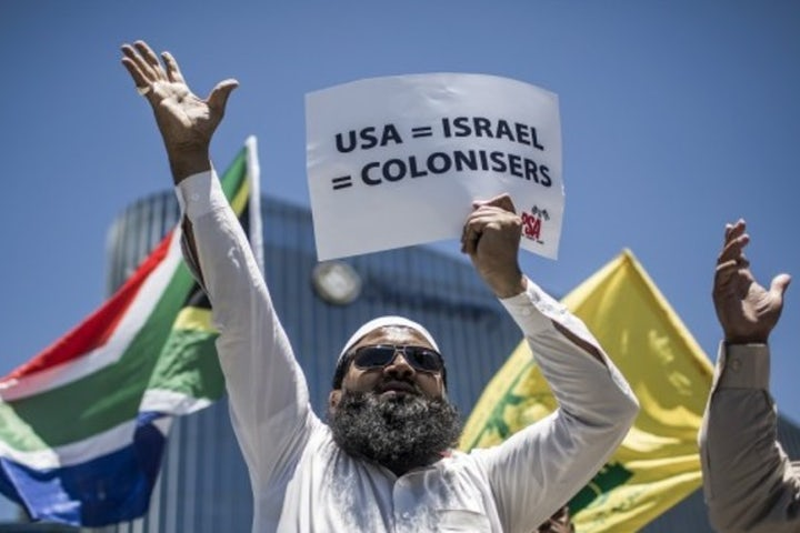 World Jewish Congress condemns ANC decision to downgrade South African Embassy in Israel