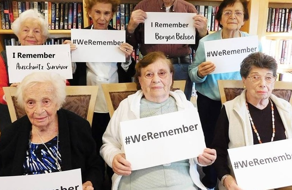 World Jewish Congress launches largest global Holocaust commemoration event: #WeRemember