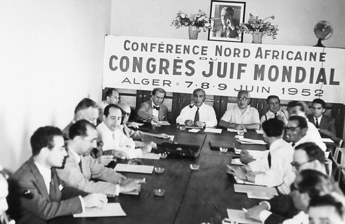 World Jewish Congress praises Germany for agreeing to compensate Jewish Nazi victims from Algeria