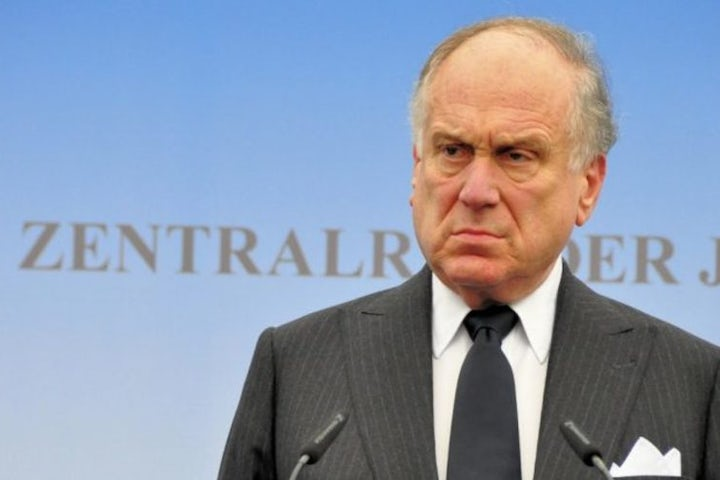 "Ronald S. Lauder: ""The Jews Will Never Forget the Bravery of the Bulgarians"""