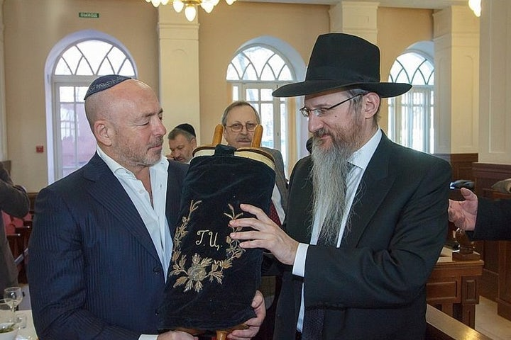 In frozen Siberia, a small Jewish community is unthawed - Times of Israel