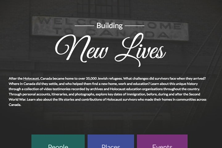 Virtual museum on Jewish-Canadian Holocaust refugees opens - Canadian Jewish News