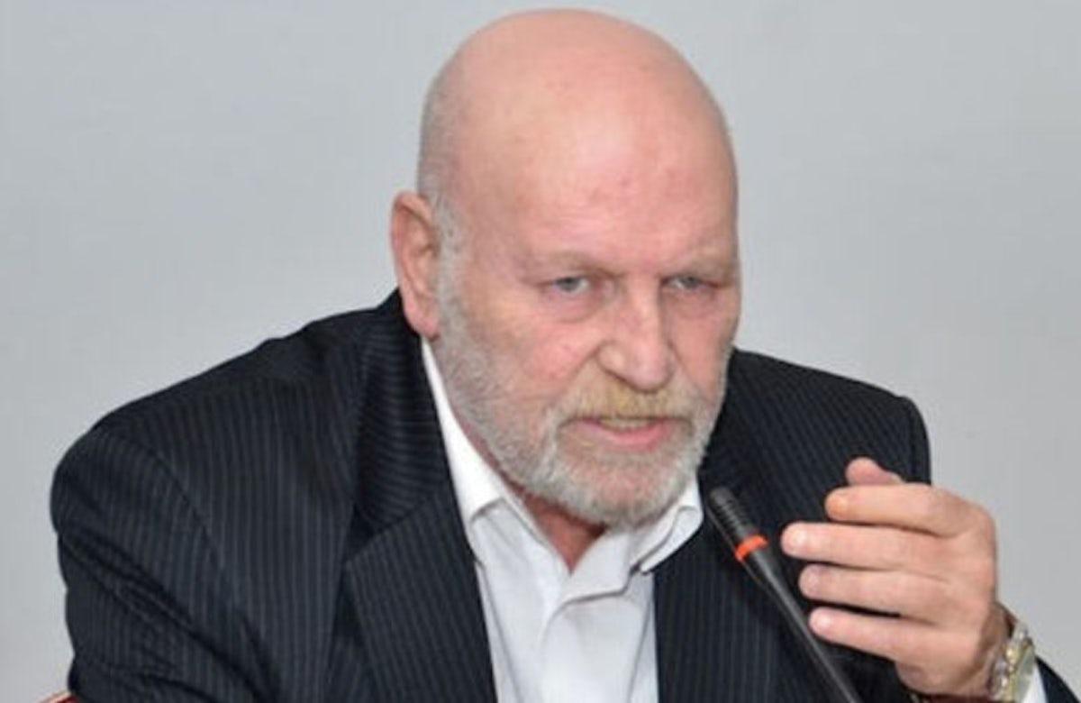 Head of Jewish community in Montenegro, Jasa Alfandari, dies at 72