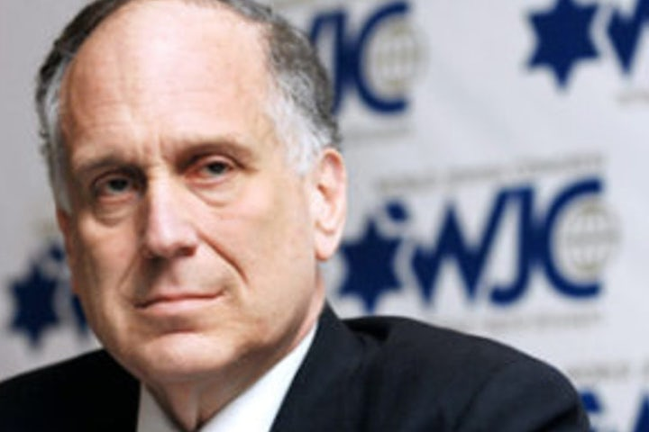 WJC President Lauder condemns 'despicable and deliberate' anti-Semitic vandalism of Elie Wiesel house, calls for swift investigation and penalty