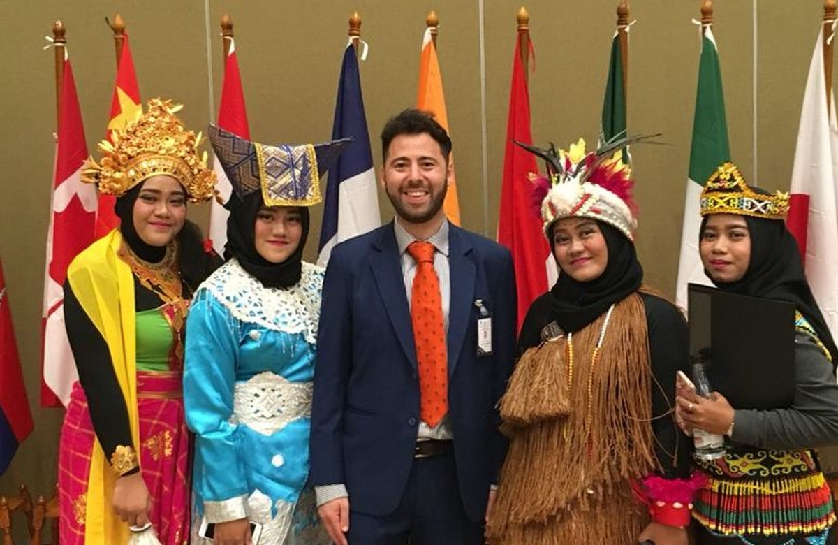 The 201st Jew in Indonesia