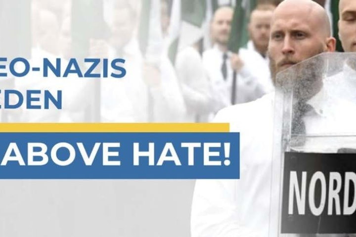 Join WJC in petitioning Sweden to ban neo-Nazi movements