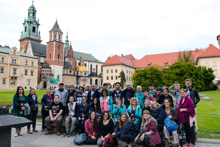 World Jewish Congress brings special-needs youth from Israel on first-of-its-kind educational mission to Poland