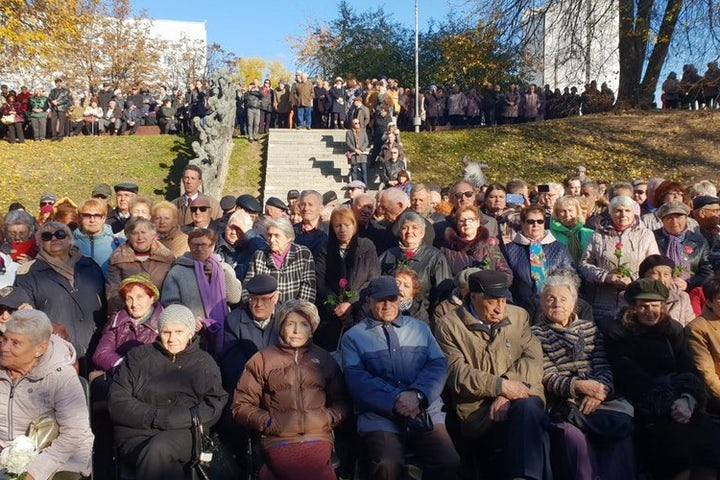 WJC joins Belarus Jewish community in marking 75 years since liquidation of Minsk Ghetto
