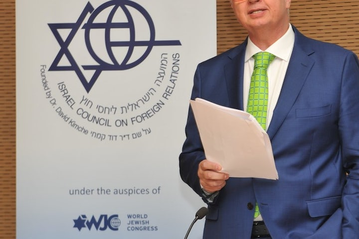 Hungary's Minister of Justice tells WJC forum: 'Central Europe is a good place for Jews'