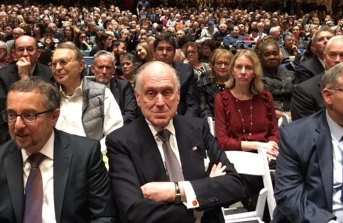 WJC President Ronald S. Lauder leads delegation to Pittsburgh to stand in solidarity with community in aftermath of attack