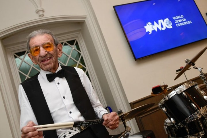 A Night to Remember with the Holocaust Survivor Band at JNF House