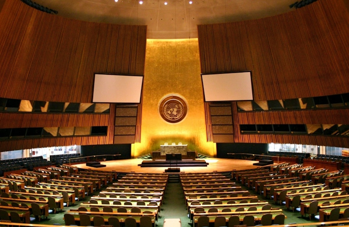 WJC President Ronald S. Lauder voices concern following the adoption of anti-Israel UN resolutions