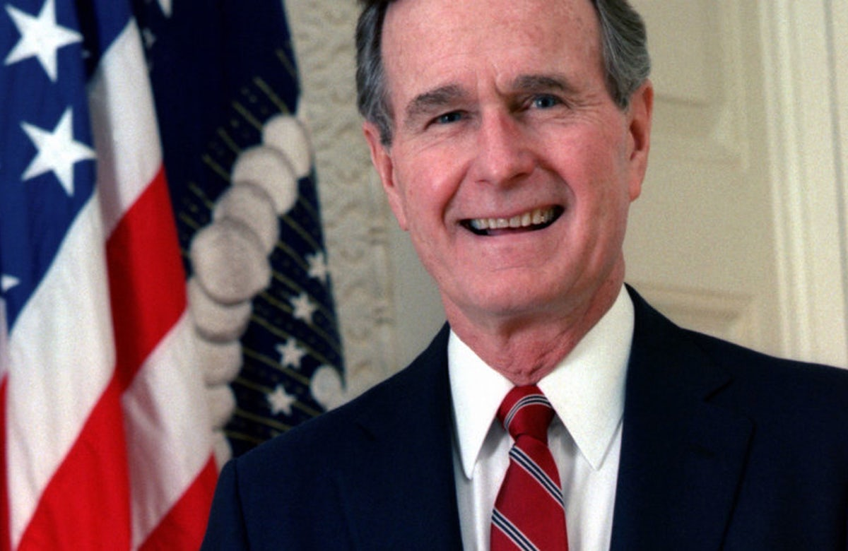 The World Jewish Congress Mourns the Death of United States President George H.W. Bush