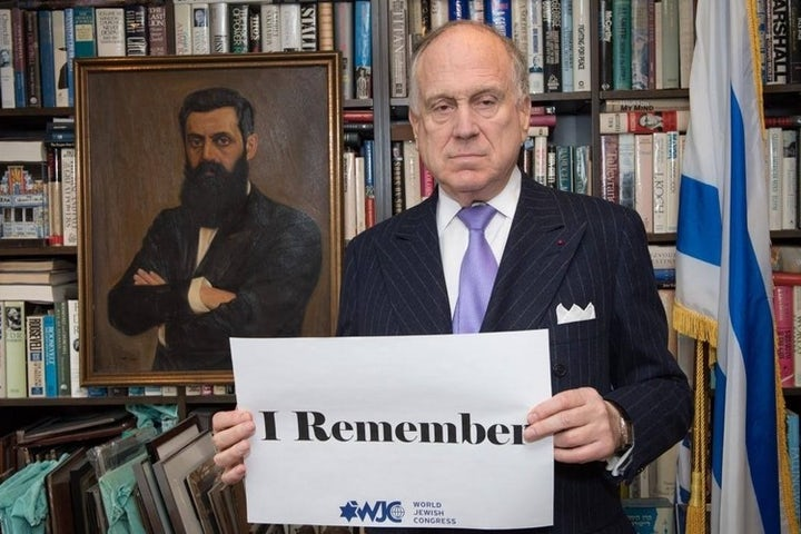 Holocaust survivors, with support of social media giants, join World Jewish Congress for mass global awareness initiative ahead of International Holocaust Remembrance Day