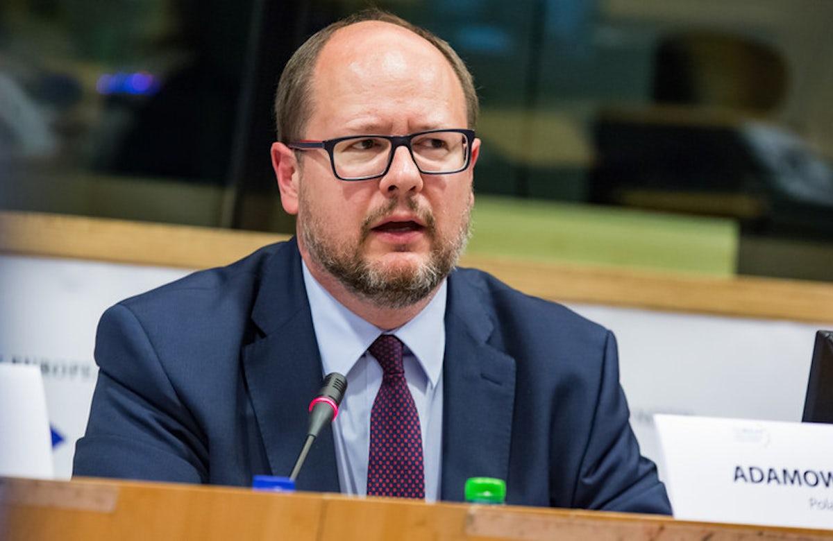 World Jewish Congress condemns brutal stabbing of Gdansk Mayor Pawel Adamowicz