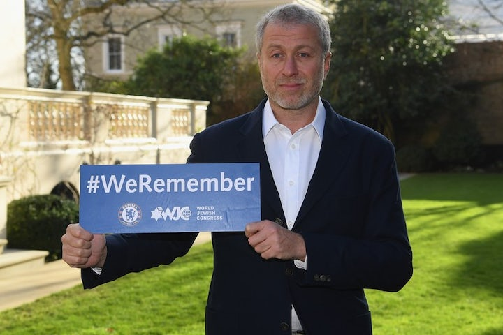 Top footballers from Chelsea FC join World Jewish Congress for mass global initiative to raise awareness about the Holocaust
