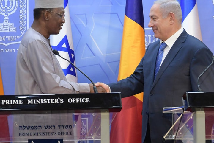 WJC welcomes Israeli PM Netanyahu's visit to Chad: 'These ties can benefit the entire Jewish world'