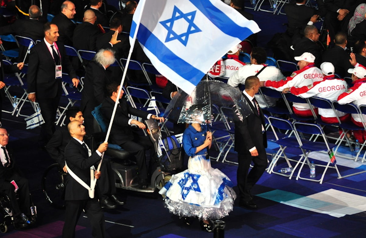 WJC President Ronald S. Lauder praises International Paralympic Committee's principled decision to penalize Malaysia over discrimination against Israel